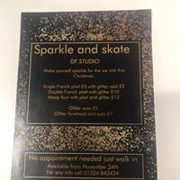 SPARKLE & SKATE COMING SOON